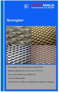 INTERMOLD Streckgitter
